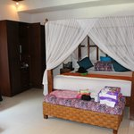 Villa Sayana- Bedroom 1