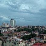 Room view of Havana