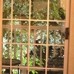 Door to the Balcony