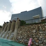 그랜드 하얏트 서울 어린이 수영장 전경
