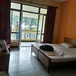 beach facing rooms