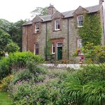 Front of Woodlands country House.