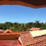 Panoramic view from my room