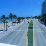 Al frente de La Playa