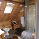 Salle de bains d'une chambre