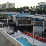 Poolbereich mit Boca Inlet