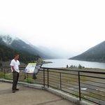 Earthquake Lake Visitor Center- Montana.