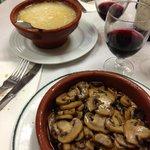amazing garlic mushrooms