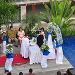 A Wedding at Taksu Sanur