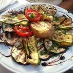 Verdure grigliate miste