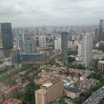 Spectacular view of Shanghai