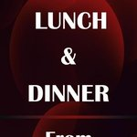 Open for breakfast, lunch and dinner from 7.00am till late