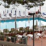 Piscina privata hotel