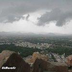 Rain clouds gathering