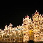 Mysore Palace on Festivals