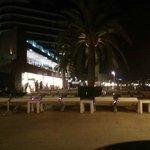 Beach club espacio nocturno