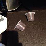 Kaffeekapseln leider nicht Nespresso