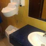 toilette commun