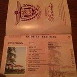 passport details on staff: novel