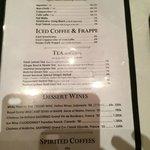 Chandi menu