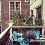 Balkon & Blick
