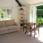 Large twin / kingsize Garden Room