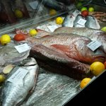 Great fish selection