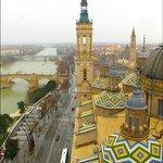 Mirador de la Torre del Pilar de Zaragoza
