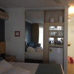 Mini Kitchenette King Room