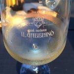 Nice white wine
