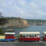 ¿Te gusta el mar? Con el Tren Turístico Ibiza Express lo tendrás aún más cerca