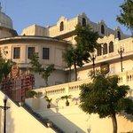 Private royal quarters
