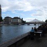 Blick Richtung Altstadt