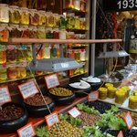 Olive and pickle store
