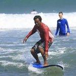 Surf lessons UP2U Surf School Kuta Beach, Bali