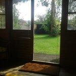 Tea in the summer house