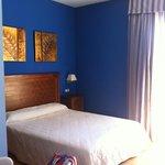 Habitación cama doble (las hab. con 2 camas, más ámplias)