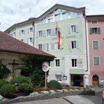 Hotel Grüner Baum in Brixen