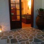 Photo de Hotel Faros Ios