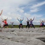 Yoga on The Burren with Michael Ryan