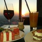Executive Lounge 34th Floor :)