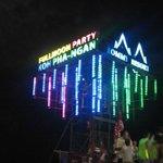 Tommy Resort sign