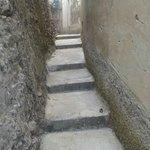 scalinata per minori