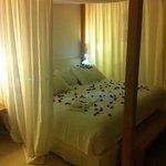 Decoración de la habitación