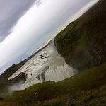 Gulfoss Waterfalls
