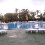 has 7 differnt pools