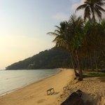 outrigger phi phi beach