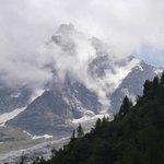 Rando Les glaciers