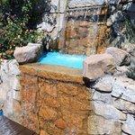 Piccola cascata decorativa