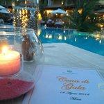 Cena di gala a bordo piscina! 14/08